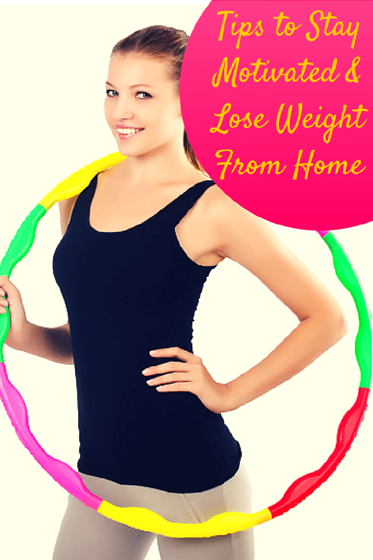 how to stay motivated to lose weight wikihow