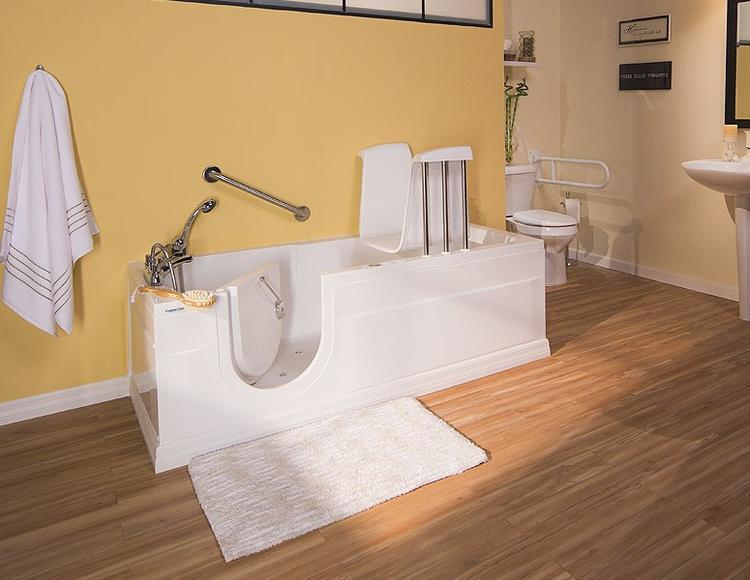 Easy affordable tips for a safer more comfortable home for Premier care bathrooms
