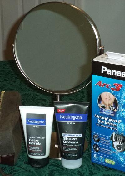 Movember Challenge with Panasonic and Neutrogena
