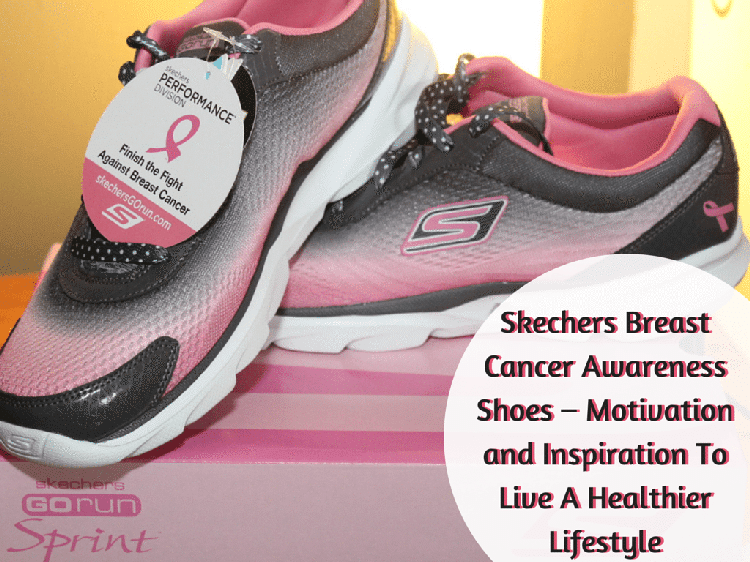 End Breast Cancer Skechers Breast Cancer Awareness Shoes