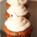Carrot Cake Cupcakes & Cream Cheese Icing Recipe
