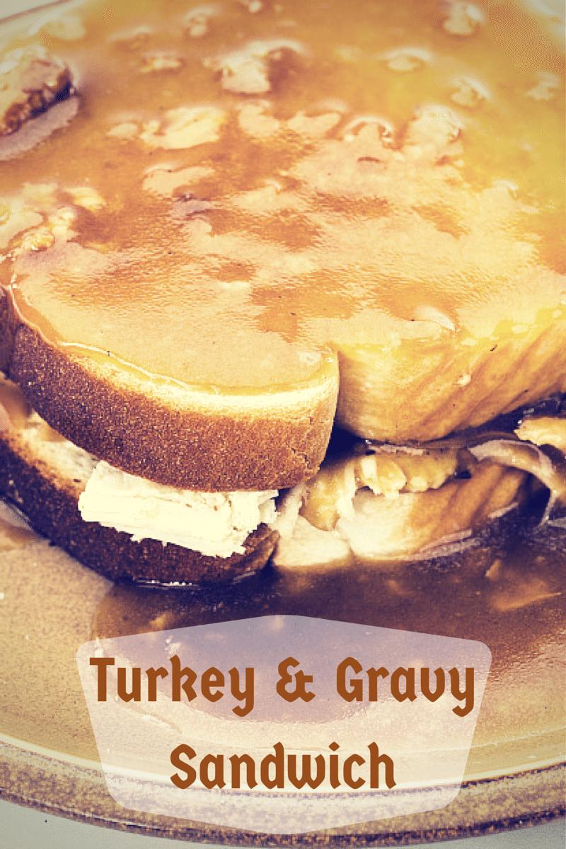 Leftover turkey casserole turkey gravy sandwich recipes for How to make leftover turkey sandwich