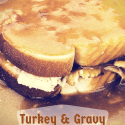 Leftover Turkey Casserole & Turkey & Gravy Sandwich Recipes