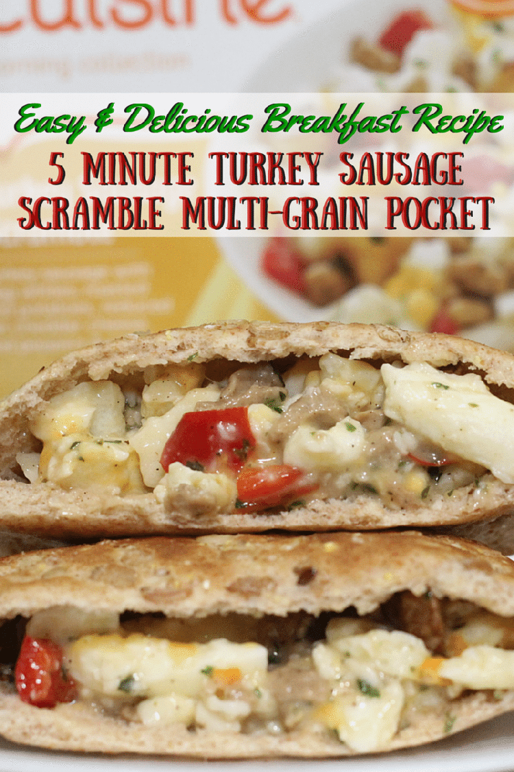 Easy breakfast recipes turkey sausage scramble multi for 10 day trial lean cuisine