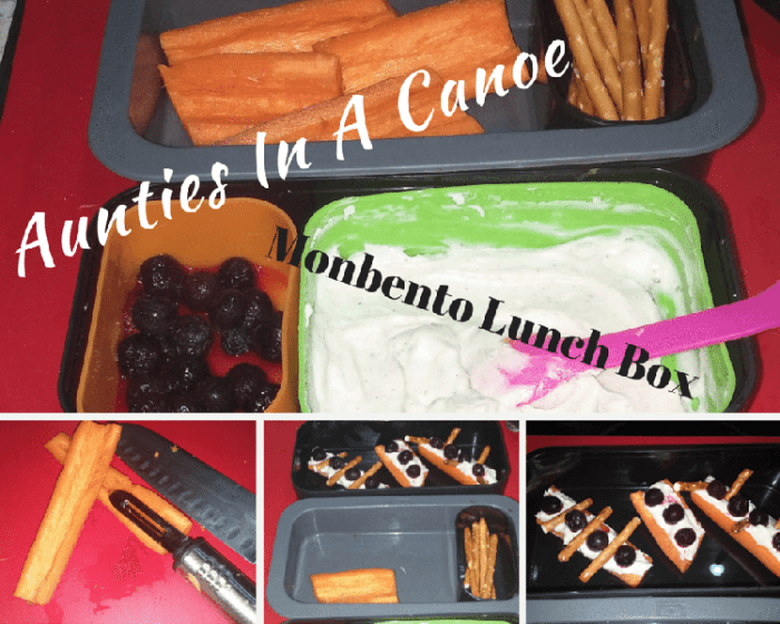 Monbento Aunties in a Canoe