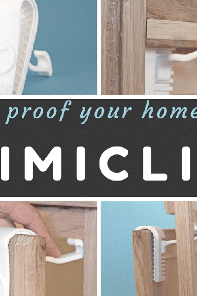 The New Rimiclip Makes It Easy to Baby-Proof Your Home