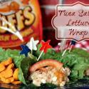 Tuna Salad Lettuce Wrap Recipe