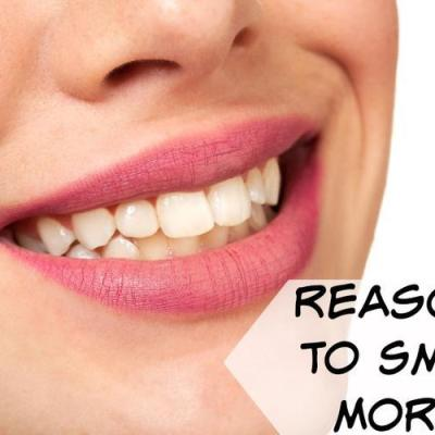 Reasons To Smile More with Oral-B