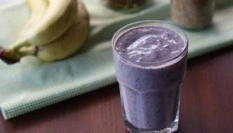 Sunrise Smoothie & Banana Blueberry Smoothie Recipes