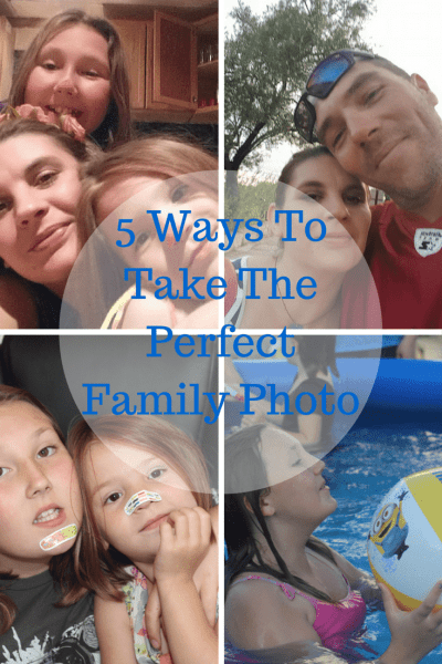Smile: 5 Ways To Take The Perfect Family Photo