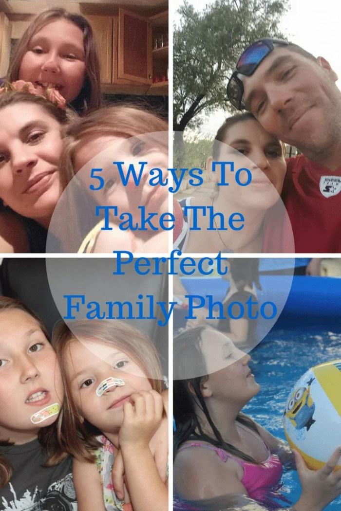 5 Ways To Take The Perfect Family