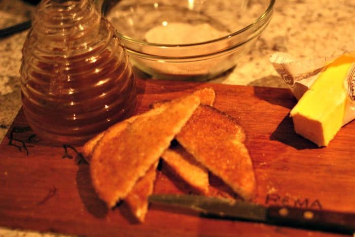 Xpress Cinnamon Toast