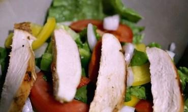 Honey Baked Chicken Breast Salad Recipe