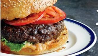 Best Ever Juicy Burgers Recipe + Sweepstakes