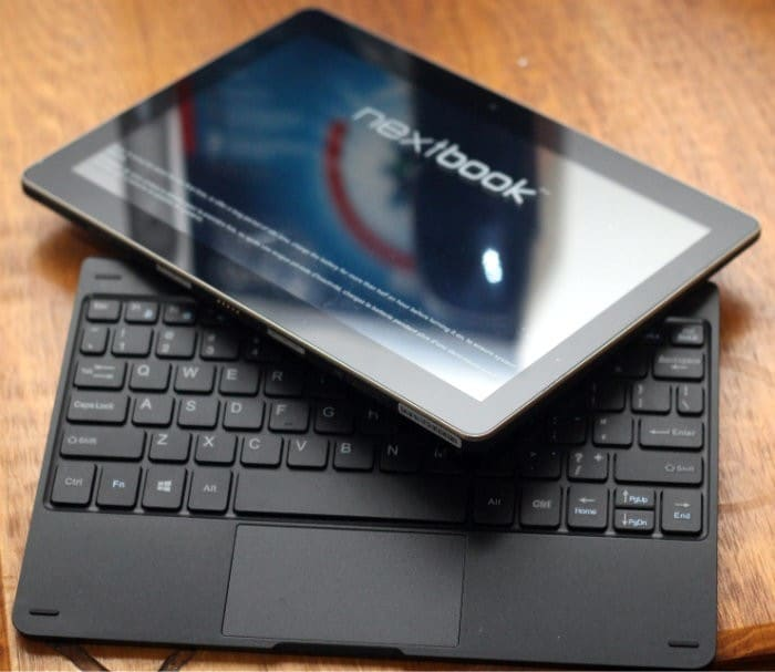 nextbook 10 tablet with keyboard