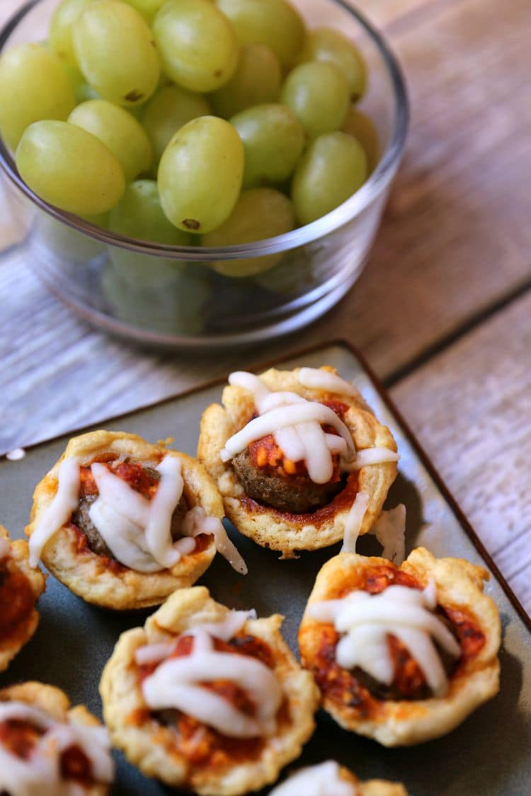 meatball muffins recipe