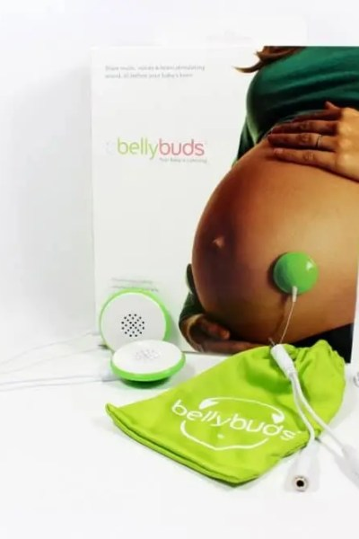 Your Baby is Listening Thanks to BellyBuds® #Gift Guide