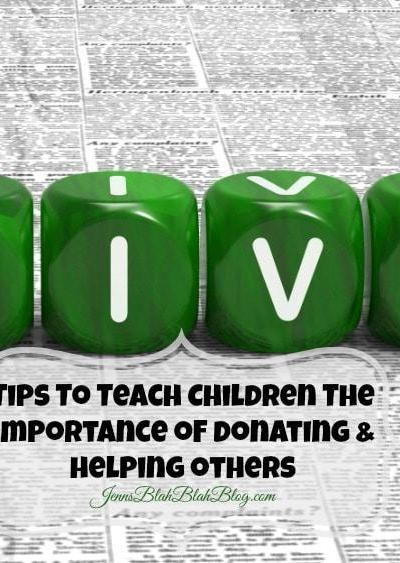 Tips To Teach Children The Importance of Giving Back