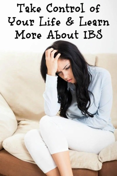 Take Control of YOUR Life. Learn About IBS