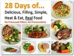 28-Day Personal Trainer Food Update