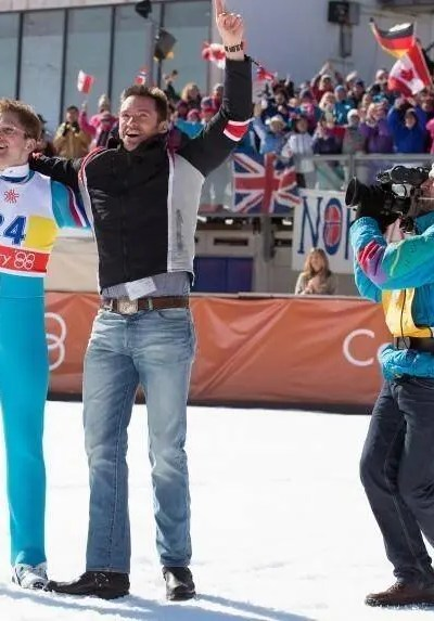 Ways To Find Inspiration + Watch Eddie The Eagle Fly