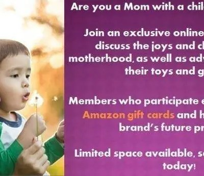 Moms, Join Mattel's Private Community FREE Amazon Gift Cards Monthly