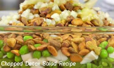 Chopped Detox Salad Recipe