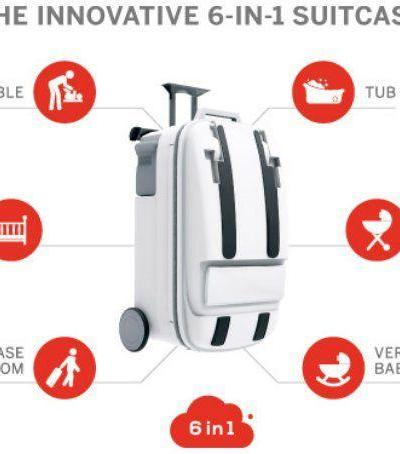 More Than A Suitcase | Reasons To Love The 6-in-1 Suitcase
