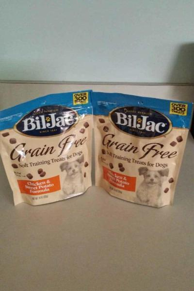 Bil-Jac Treats are Best for your Dog
