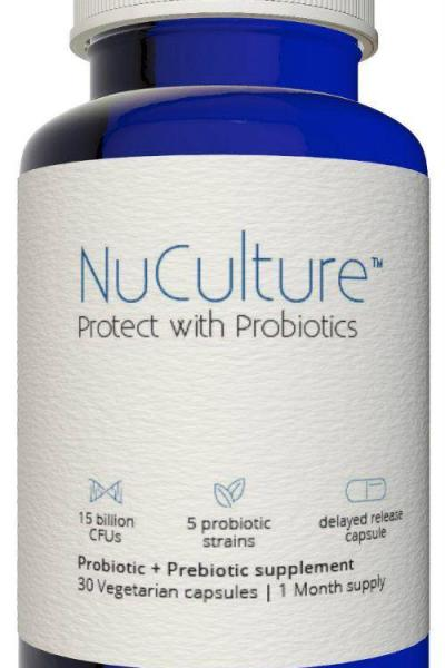 NuCulture The Probiotic of the Future