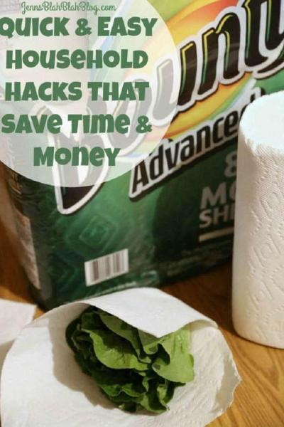 Household Hacks That Save You Time and Money