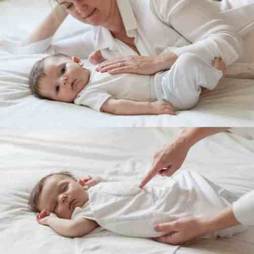 swaddle your baby with love and nested bean inc�s zen