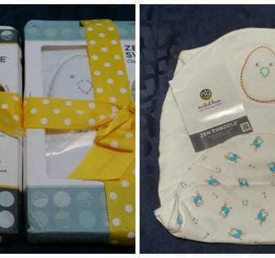 Swaddle your Baby with Love and Nested Bean, Inc.'s Zen Sleep System