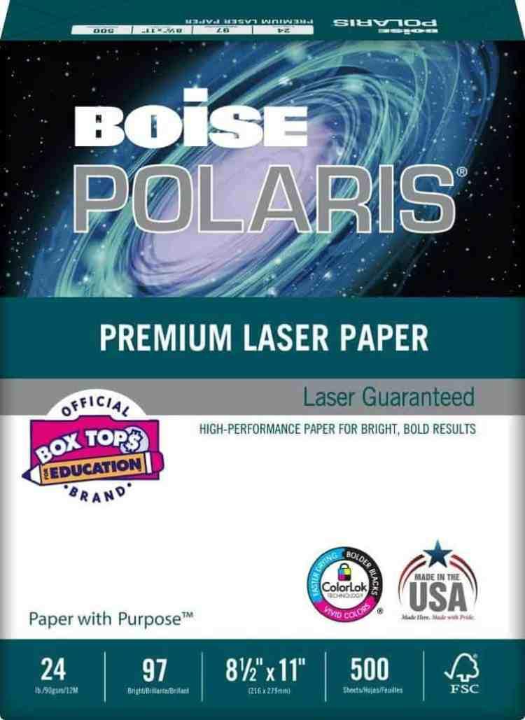 Boise POLARIS Premium Laser