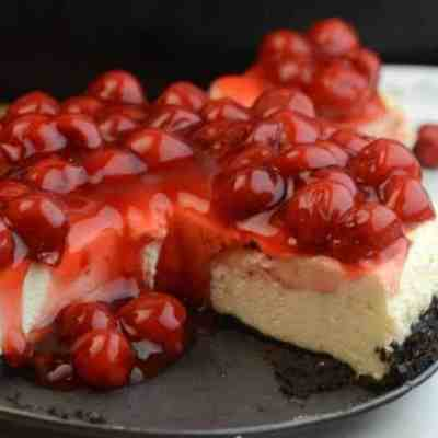 New York Cherry Cheesecake Recipe!!!