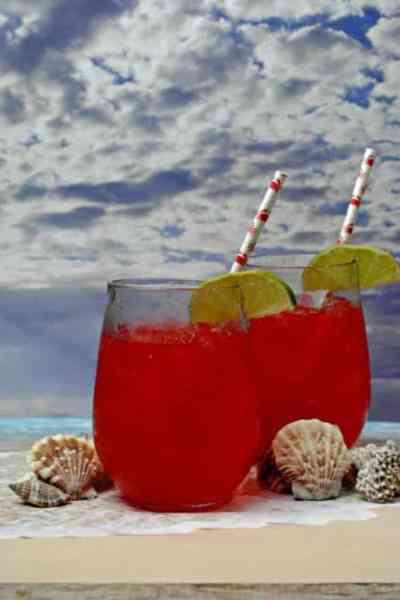 Sea Breeze Mocktail Drink Recipe