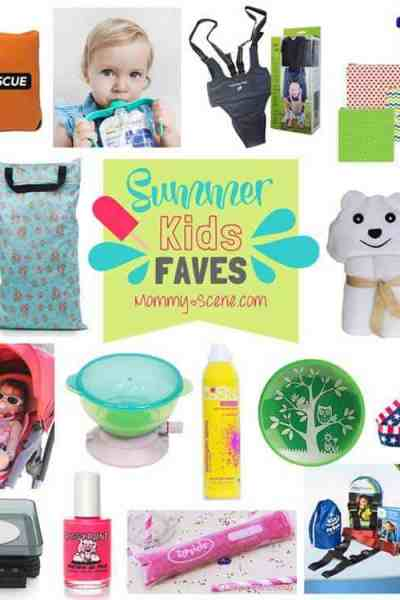 Don't Miss The Summer Kids Faves Giveaway