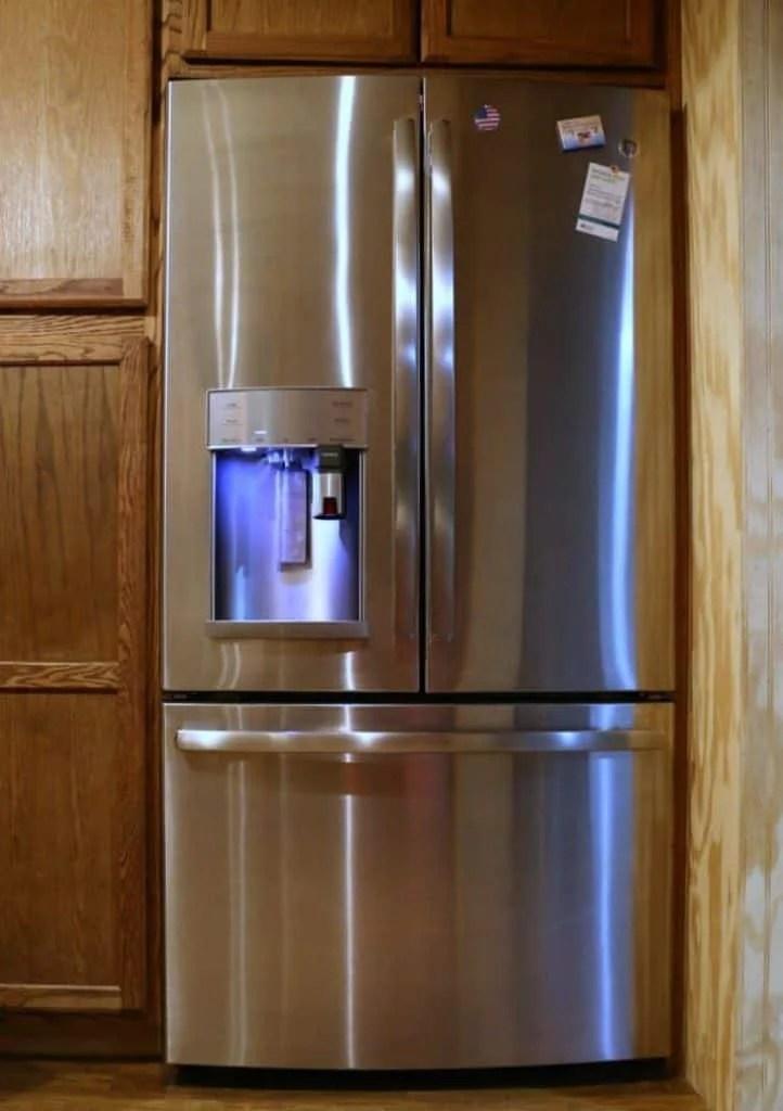 Ge Refrigerator With Keurig Brewing System Yes With Keurig