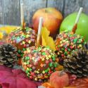 Pumpkin Spice Caramel Apples Recipe