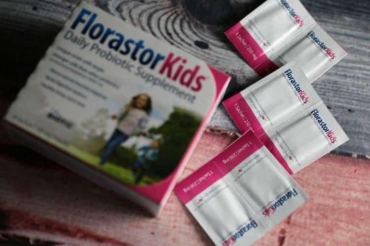 FlorastorKids Probiotic