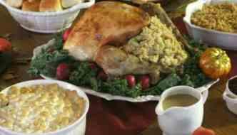 Amazing Cajun Spiced Turkey Recipe