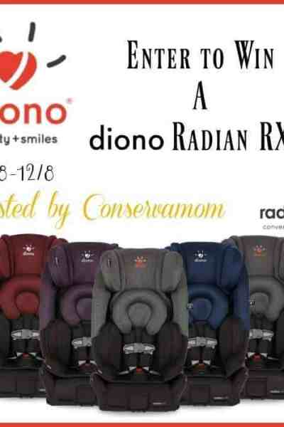 Diono Giveaway You Don't Want To Miss