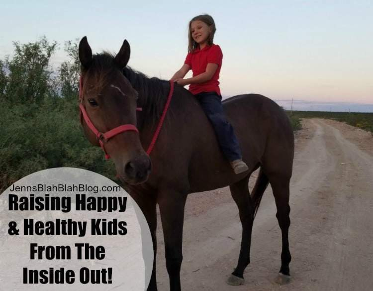 RAISING HAPPY & HEALTHY KIDS FROM THE INSIDE OUT