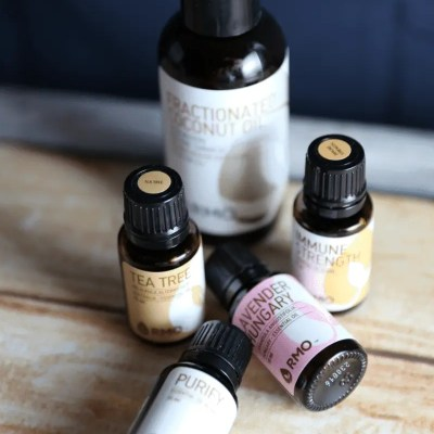 Reasons I Use Essentials Oils + Giveaway