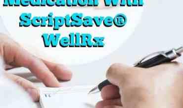 Save Money On Prescription Medication With ScriptSave® WellRx