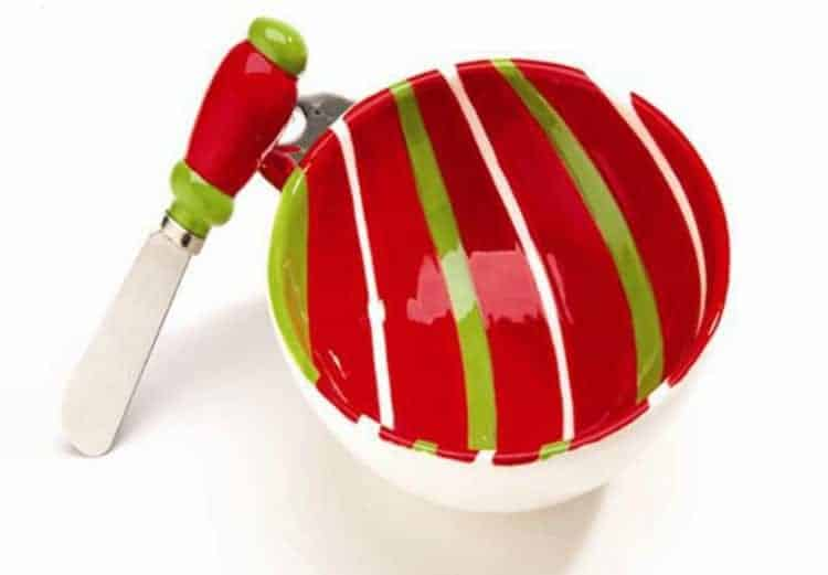 Holiday Cheer Dip and Bowl Set