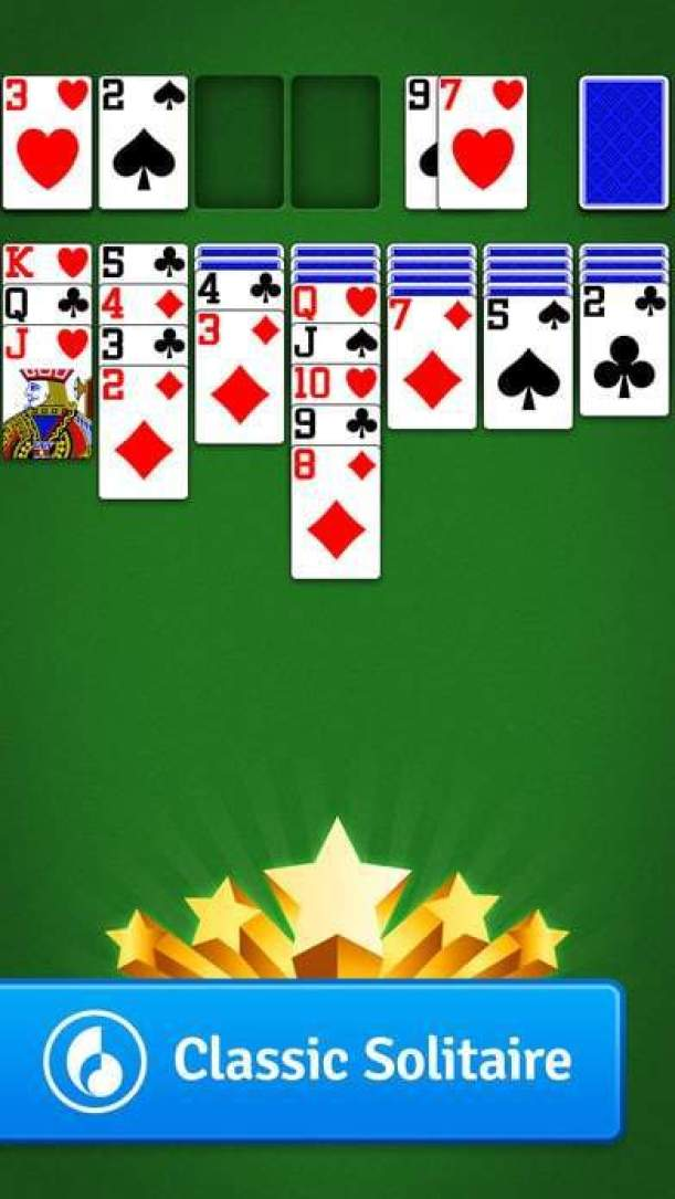 solitaire by mobileware