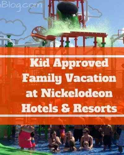Kid Approved Family Vacation at Nickelodeon Hotels and Resorts in Punta Cana, DR
