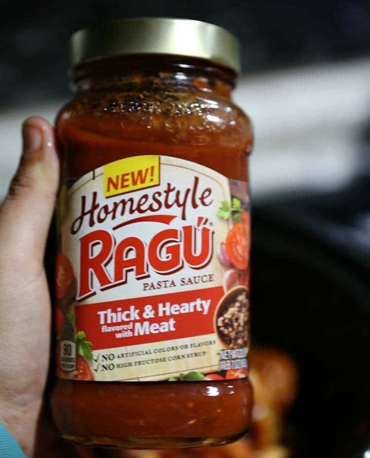 Ragu Thick & Hearty Meat