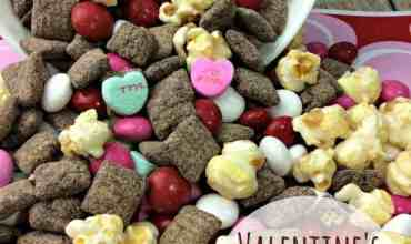 Valentine's Cherry Muddy Mix Recipe